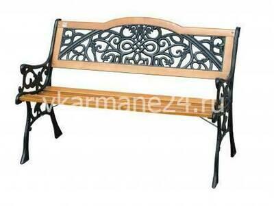 Садовая скамейка (деревянная) Жардин