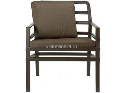 Пластиковое кресло Aria Caffe