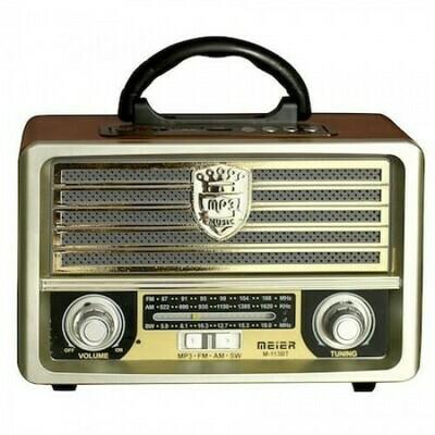 Радиоприемник купить Meier M-113BT