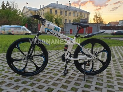 Велосипед на дисках