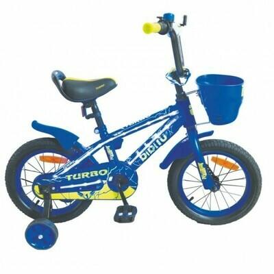 Велосипед 12 BIBITU TURBO