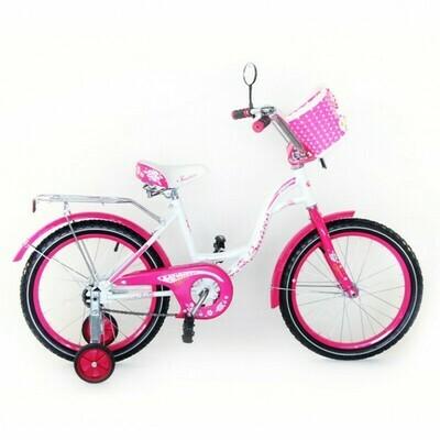 Велосипед 12 ЗАЙКА