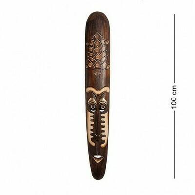 Панно настенное Маска (албезия, о.Бали)