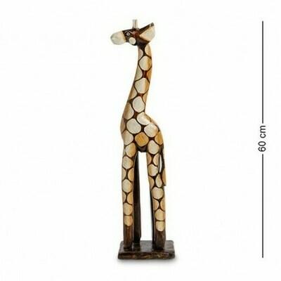 Статуэтка ''Жираф''  (албезия, о.Бали)