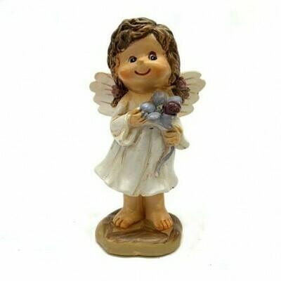 Фигурка Девочка-ангелочек