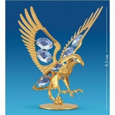 Фигурка Орел на подставке Swarovski