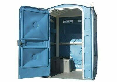 Туалетная кабина для инвалидов Enhanced