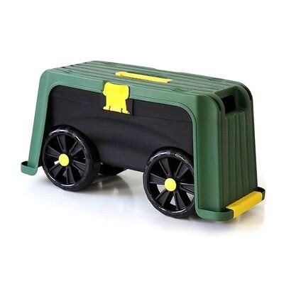 Ящик-подставка на колесах