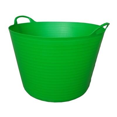 Корзина зеленый
