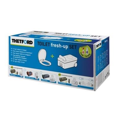 Промо-набор для кассетного туалета