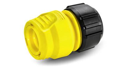 Коннектор для шланга 1/2 - 5/8 - 3/4 диаметр