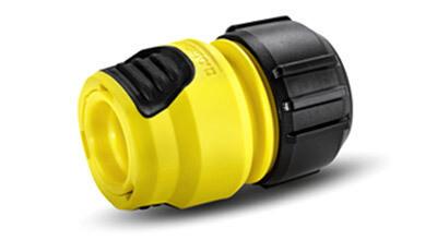 Коннектор для шланга Plus с аквастопом