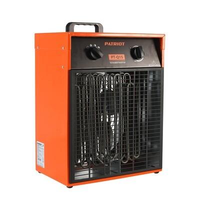 Тепловентилятор электрический Patriot PT-Q15