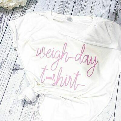 Weigh Day T-Shirt