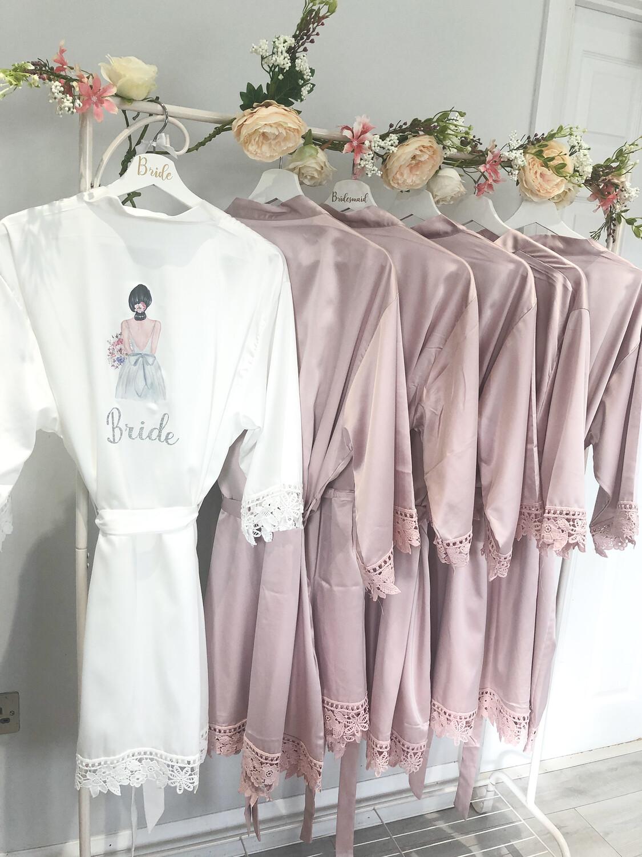 Slik Gowns