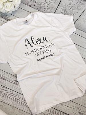 Alexa Homeschool