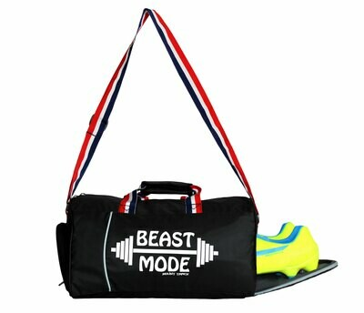 Mount Track 30 Ltr Sports Duffle Gym Bag with Shoes Compartment