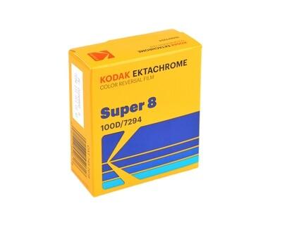 KODAK EKTACHROME 100D 7294 Super 8-Film