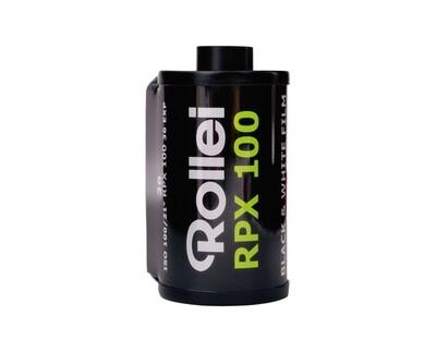 Rollei RPX 100 Rollfilm Format 135-36