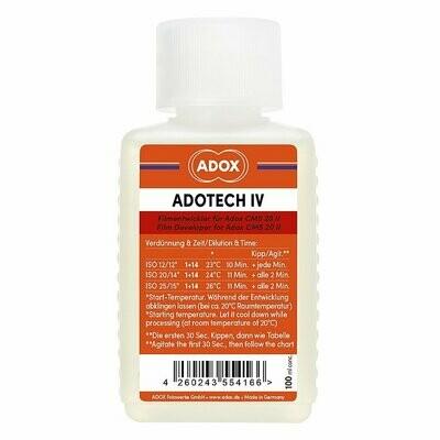 Adox Adotech IV Black and White Film Developer (100mL)