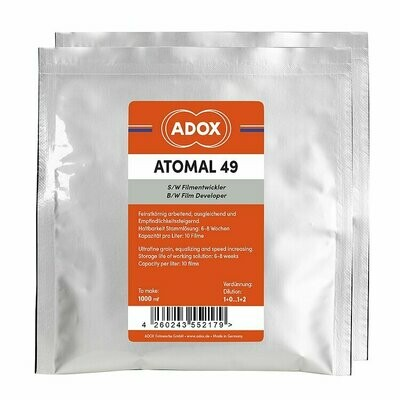 Adox Atomal 49 Black and White Film Developer (to Make 1 l)