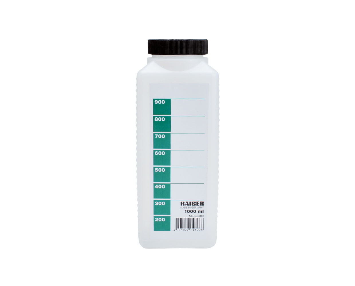 Kaiser chemical storage bottle white 1,000ml
