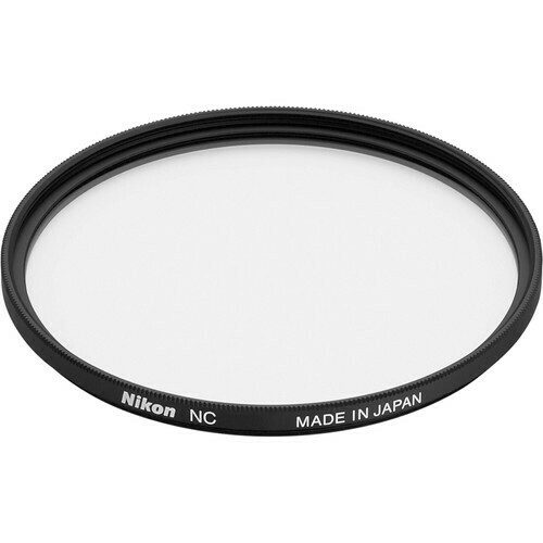 Nikon 67mm Neutral Clear Filter