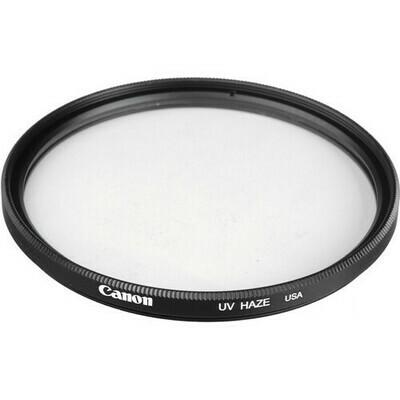 Canon 67mm Ultraviolet (UV) Glass Filter