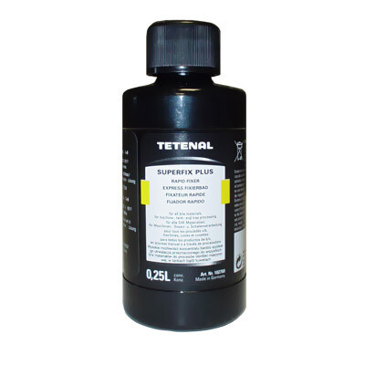 Tetenal Superfix for Black & White Film and Paper - 250ml  (102760)