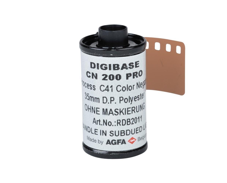 Rollei  CN 200 Color Negative Film (135/36) date 08/2019
