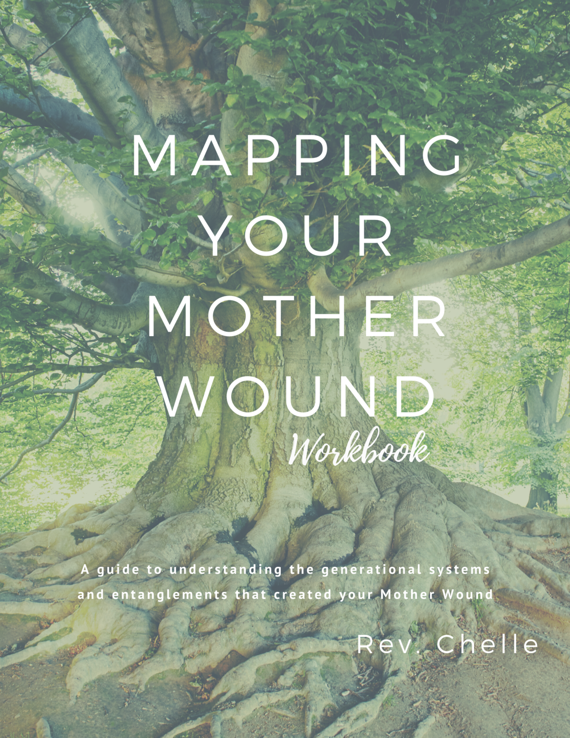 Workbook - Mapping Your Mother Wound