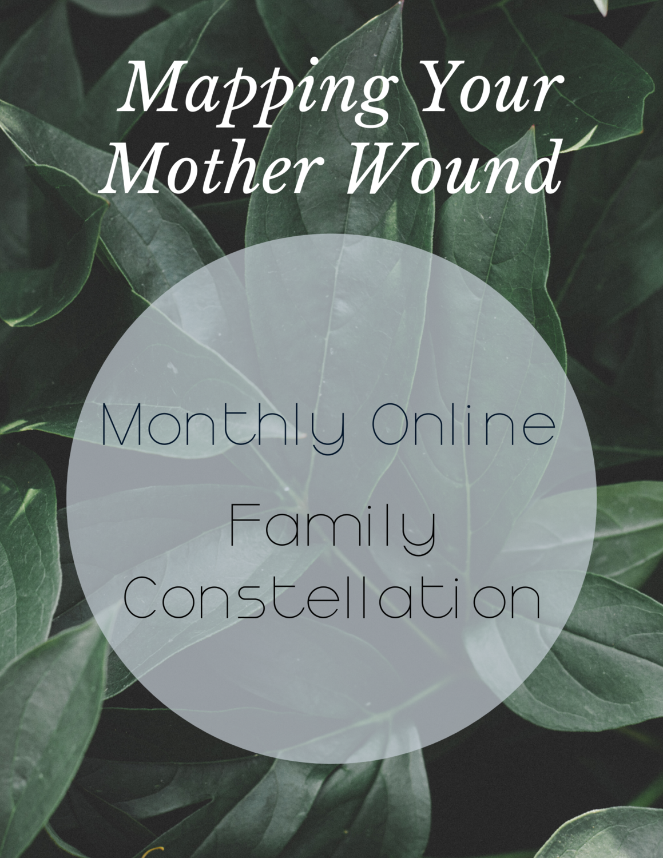Regular Monthly Event -  Online Family Constellation
