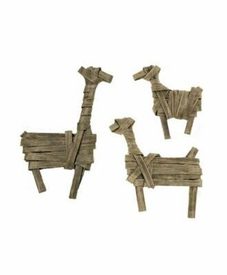 Prehistoric Split Twig Figurine Kit