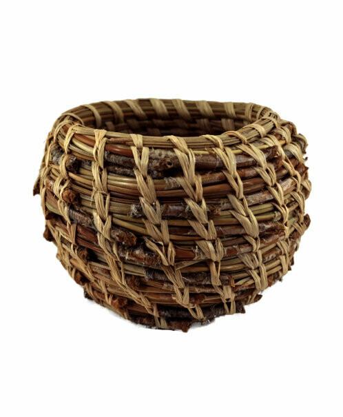 Coiled Basket Kit - Pine Needle QuickStart