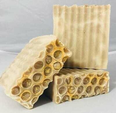 Honey Almond - Soap Bar