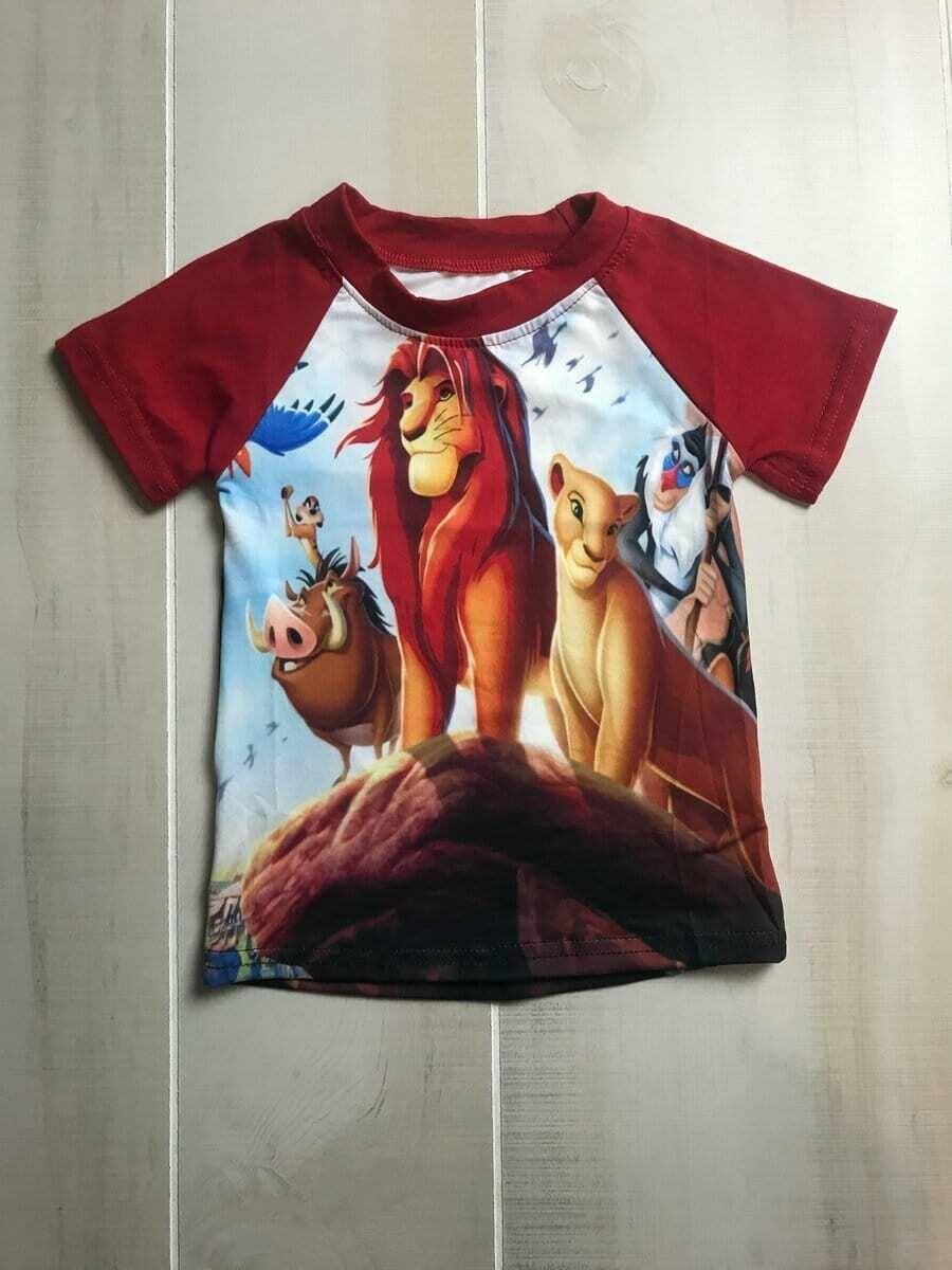 LION KING TOP
