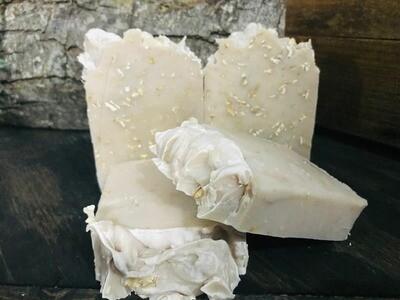 Oatmeal Milk & Honey - Soap Bar