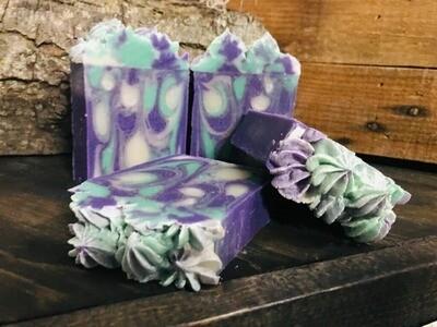 Lavender Sage - Soap Bar