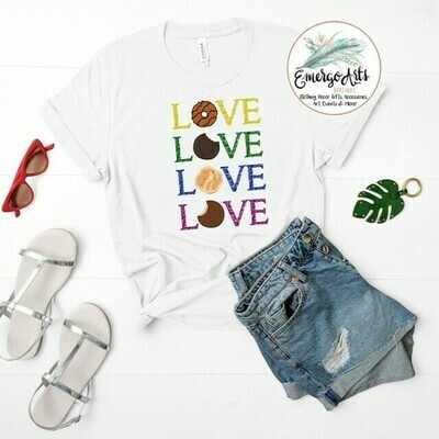 Girl Scout Love Tee