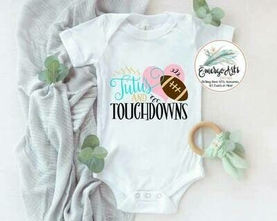 Tutus and Touchdown Tee