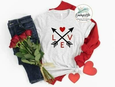 Directions of Love Tee