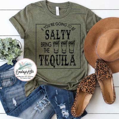 Salty Tequila Tee