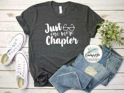 Just one more chapter Tee