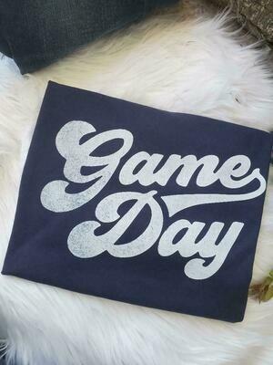 VINTAGE GAME DAY TEE