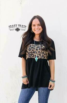 CRAZY TRAIN Whitney Wild Top