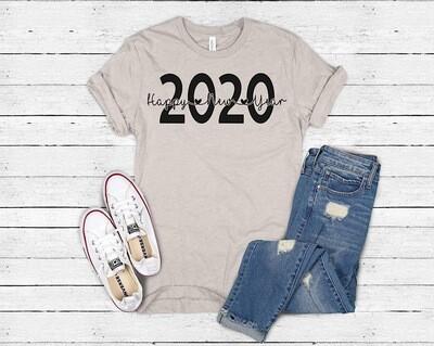 2020 Tee - Customize
