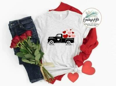 Truck of Love Tee