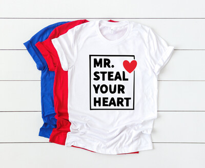 Steal Your Heart - Tee