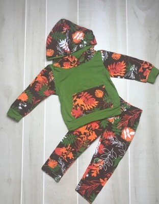 FALL HOODIE 2PC SET