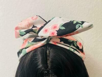 Boho Twist Headband